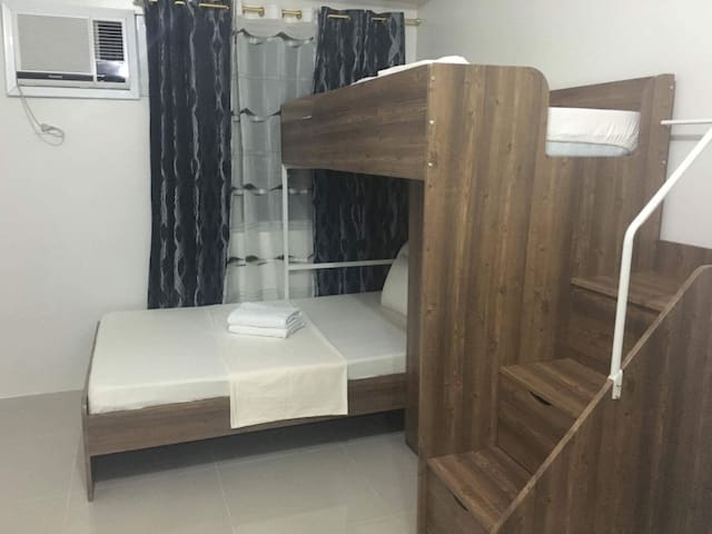 Clean & Affordable Condo near Ateneo&UP
