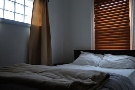Suite 18 - Cozy room w/ Private Bathroom