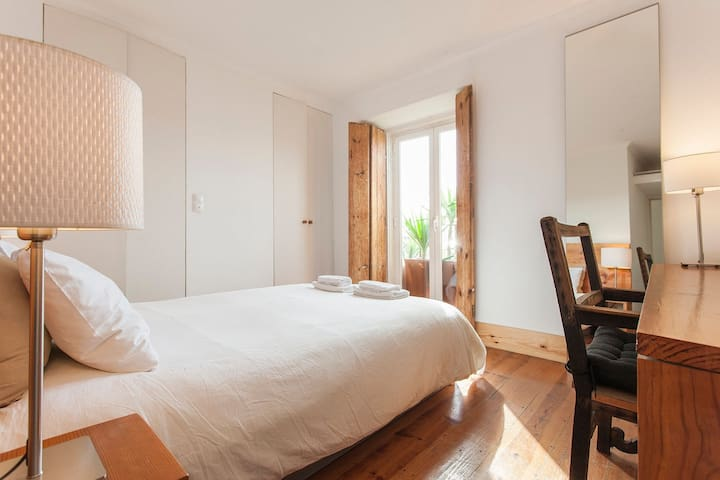 Cosy, functional, comfy, close to the centre - Lisboa - Apartemen
