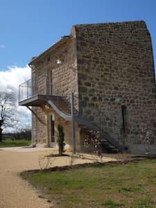 Ancien pigeonnier restauré - Ardoix