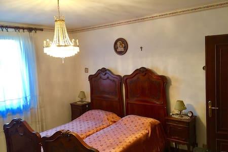 Accogliente tranquillo e comodo - Stazzano - Apartamento