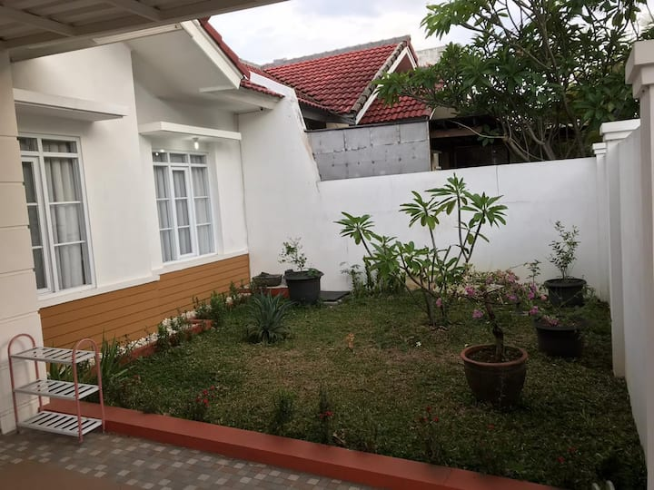 NEW Sewa Rumah Harian di Bandung for your weekend