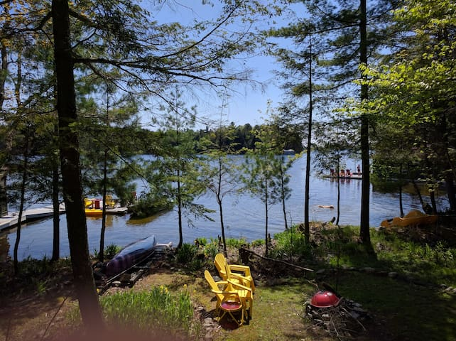 A Beautiful Muskoka Getaway! - Minett - Hytte