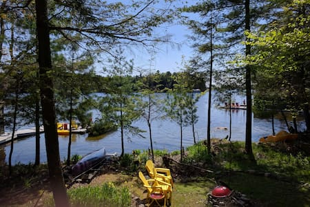 A Beautiful Muskoka Getaway! - Minett - Blockhütte
