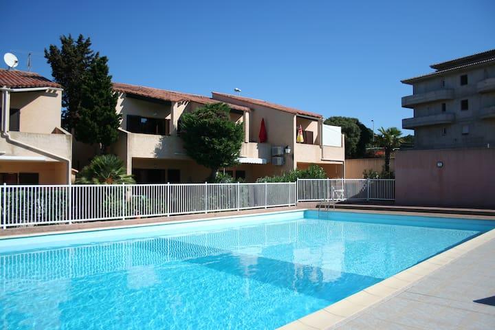 DUPLEX T2  AGOSTA PLAGE - Albitreccia - Condominium