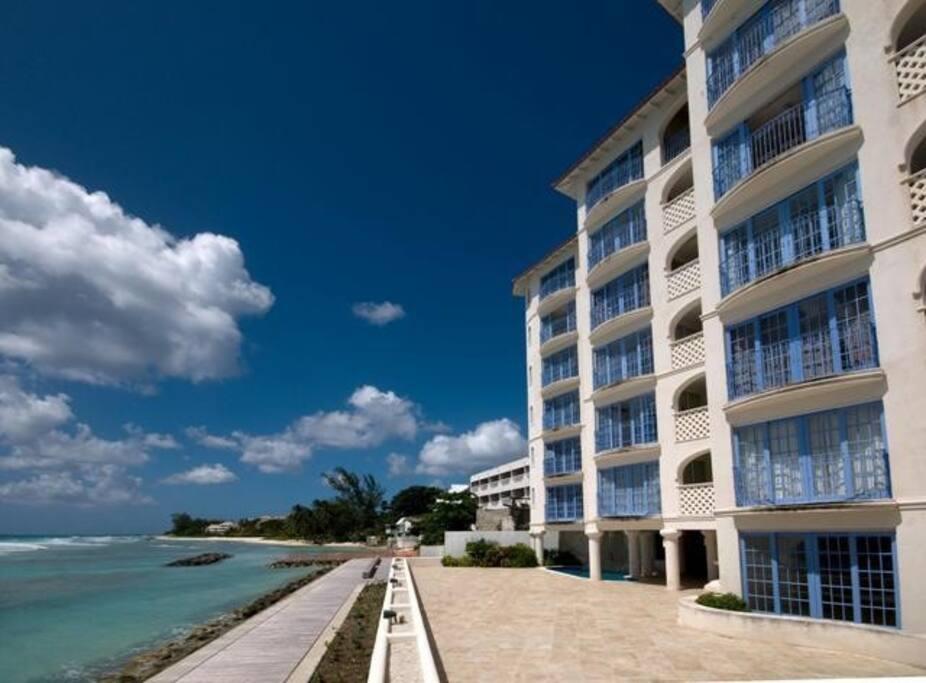 501 South Ocean Villas
