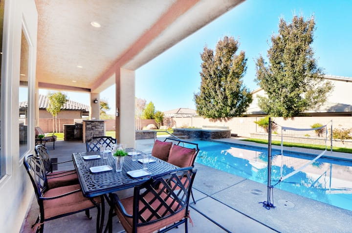 Sand Hollow 3370|Private Pool, Hot Tub, Ping Pong, and near Sand Hollow Lake