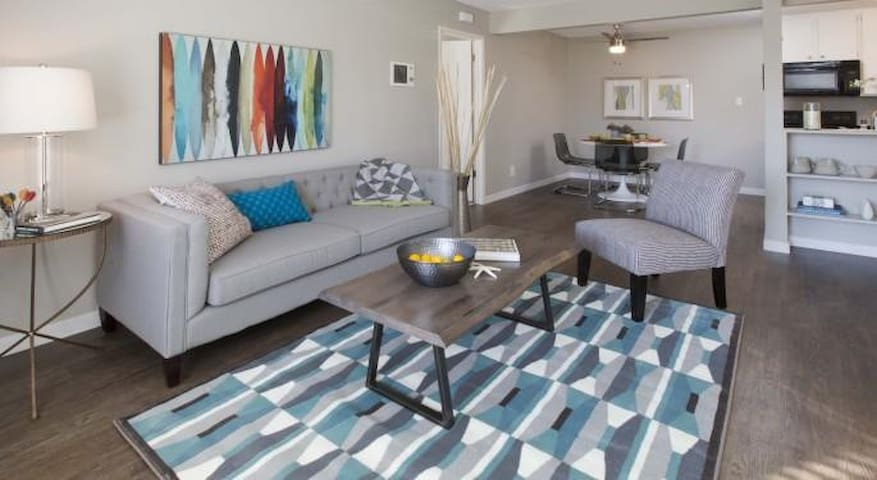 Clean apt just for you   1BR in Santa Maria