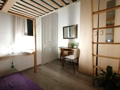 PriVaT3 RooM at renovaTed flat : Gracia DownTown