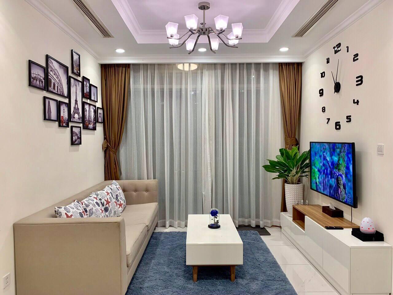 very nice living room