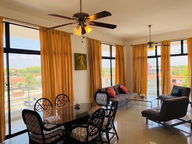 Comfortable apartment in Juan Dolio