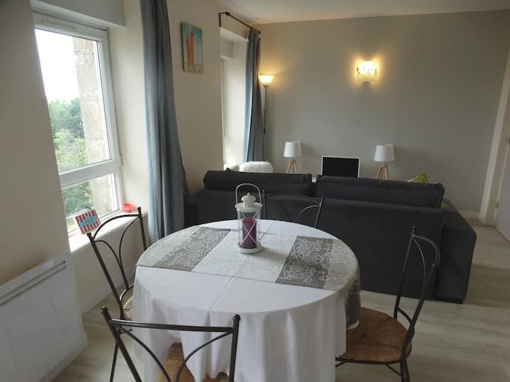 Bel appartement lumineux, centre Brest !