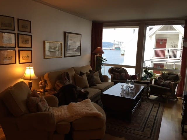 Måseskjæret - Bergen - Appartement