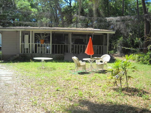 Waterfront 1/1 cottage, A Bit Of Paradise VR 3 - Titusville - Chatka