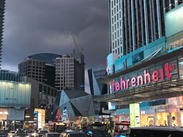 Fahrenheit 88 Bukit Bintang 10Pax(2BR)H5
