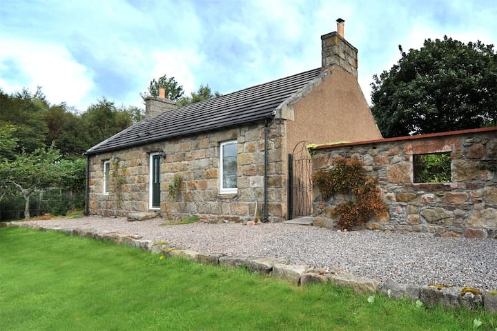 Speyside Cottage Overlooking Ben Rinnes