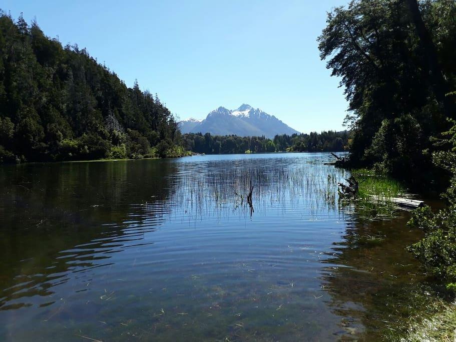 lago morenito