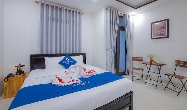 Hoi An Serenity Villa-Deluxe Double Room
