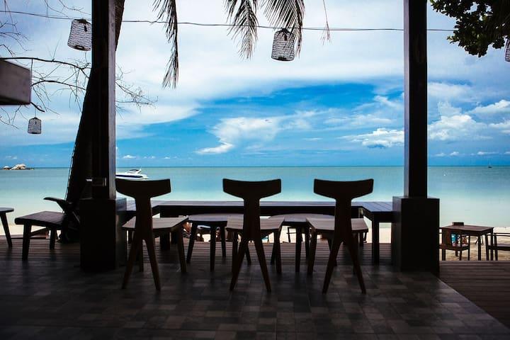 Sand in My Shoes Beach Loft - Thongnaipan Noi - Koh Phangan - Loft