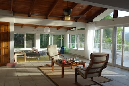 Casa Sonrisa - open floor plan and jungle views! - Nosara