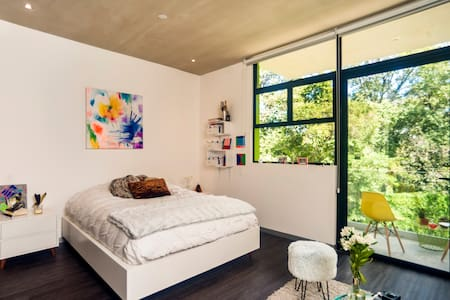 New beautiful modern Studio surrounded by nature - Santa Ana