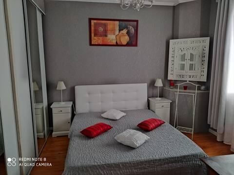 Comfortable apartment, Colomiers near AIRBUS