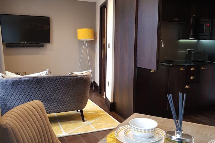 Luxury King Size Apartment 2