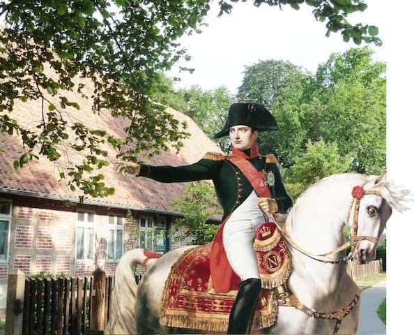 Ferienwohnung Reiterstuebchen