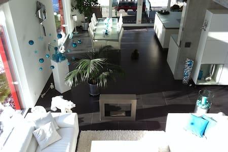 Relax im Lichtdurchfluteten 250 qm ruhigen Haus - Arboldswil - 獨棟