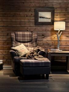 Ski in ski out luxury lodge