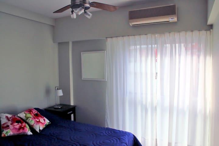 Aire acondicionado y ventilador de techo