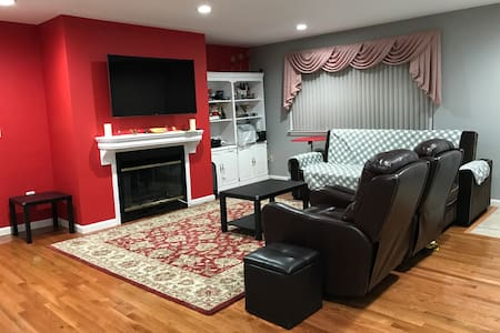 Private Room (All Amenities) - Downtown - Stamford - Appartement