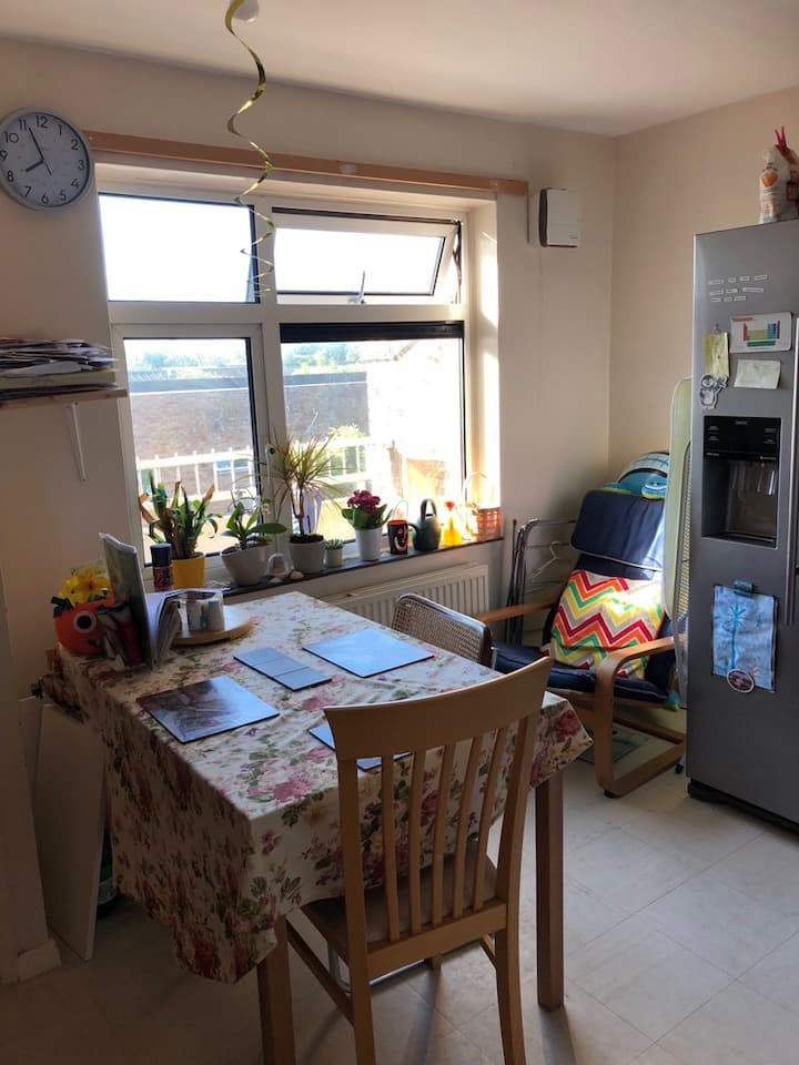 Large double room in Cambridge