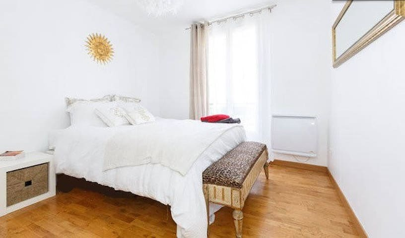 Bel appartement à 500m de Paris