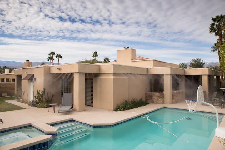 PALM DESERT AIR-2 - Palm Desert - Casa