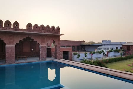 Pukhraj Garh- A Boutique Heritage Retreat