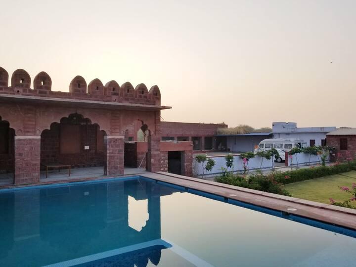 Pukhraj Garh- A Boutique Heritage Retreat