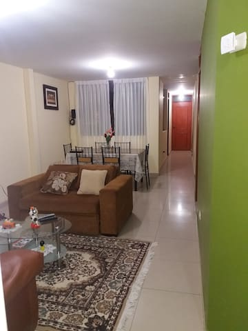 Guest House Tolita - Department full - Cajamarca - Wohnung
