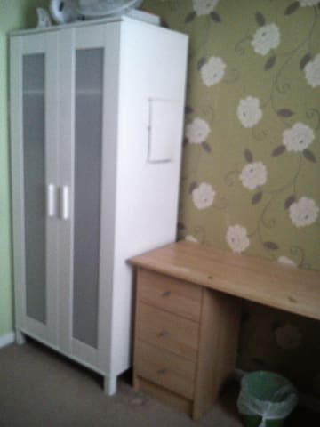 SINGLE ROOM TO LET FURNISHED - Coventry - Haus