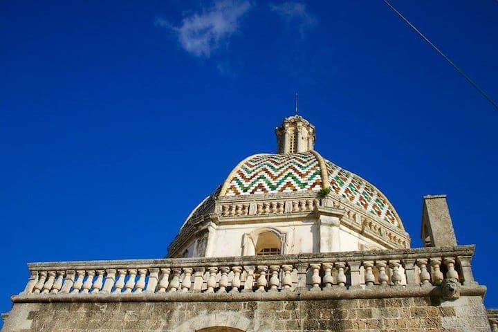 Casa San Nicola - Lequile (Lecce) - Dom