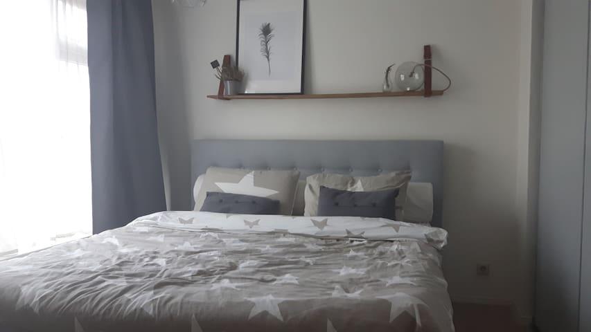 Modern & cozy house 4p./Modern & gezellig huis 4p. - Rijnsburg