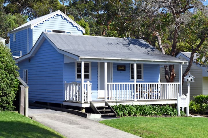 Historic Whalers Cottage circa 1926 - Hyams Beach - Huis