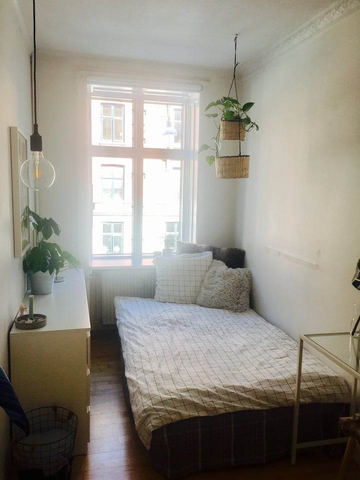 The Vesterbro bright cosy room...