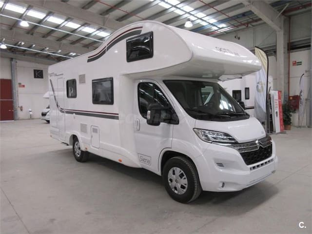 Luxury motorhome for unforgettable holidays