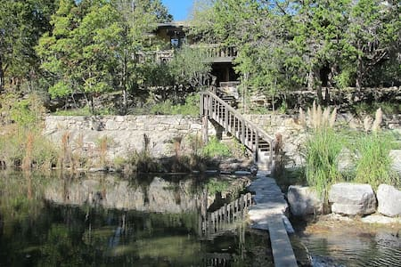 The Creek House on Riachuelo Ranch - 헌트(Hunt)