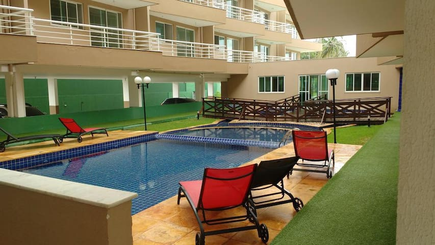 Apartamento no Cumbuco Beach Place 109