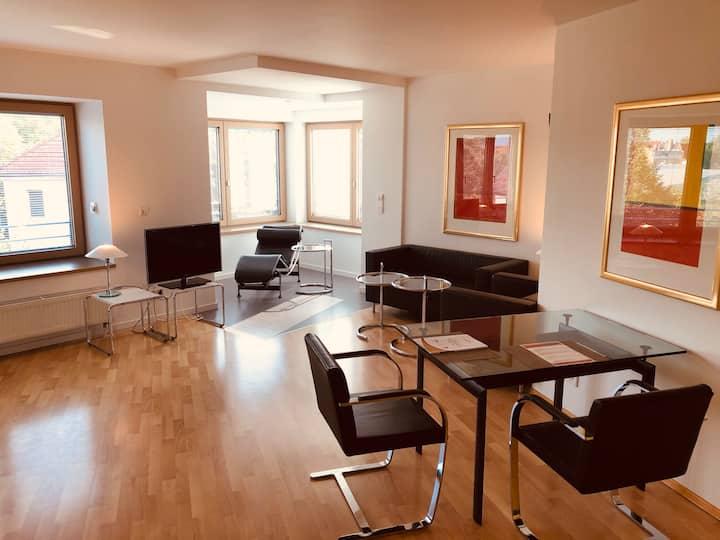 Modernes 1,5 Zimmer-Apartment