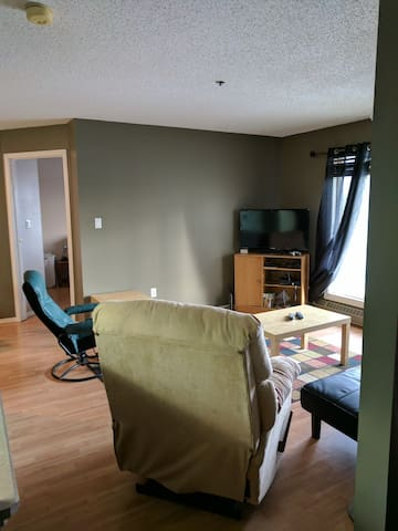 Comfortable Two Bed near Downtown - Grande Prairie, Alberta, CA - Daire