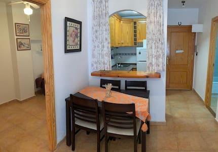 Apartamento larga estancia Torrevieja