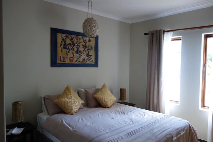 Apartment in St Lucia bordering the Estuary.